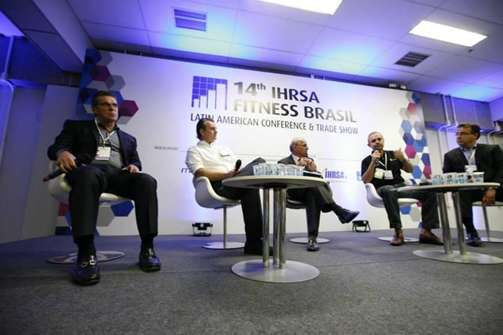 Vindi na Feira Fitness Brasil 2013