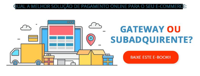 ebook gateway ou subadquirente