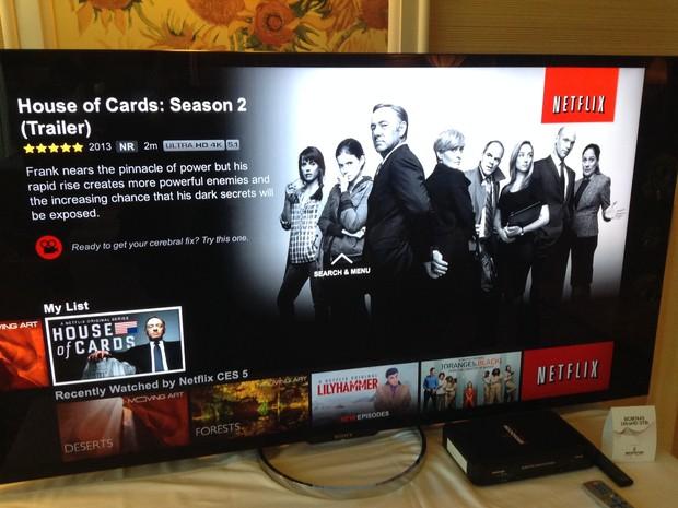 Netflix coloca pra dentro mais 4,3 milhões de assinantes