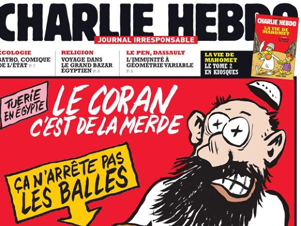 Charlie Hebdo, de 10 mil para 200 mil assinantes em um mês