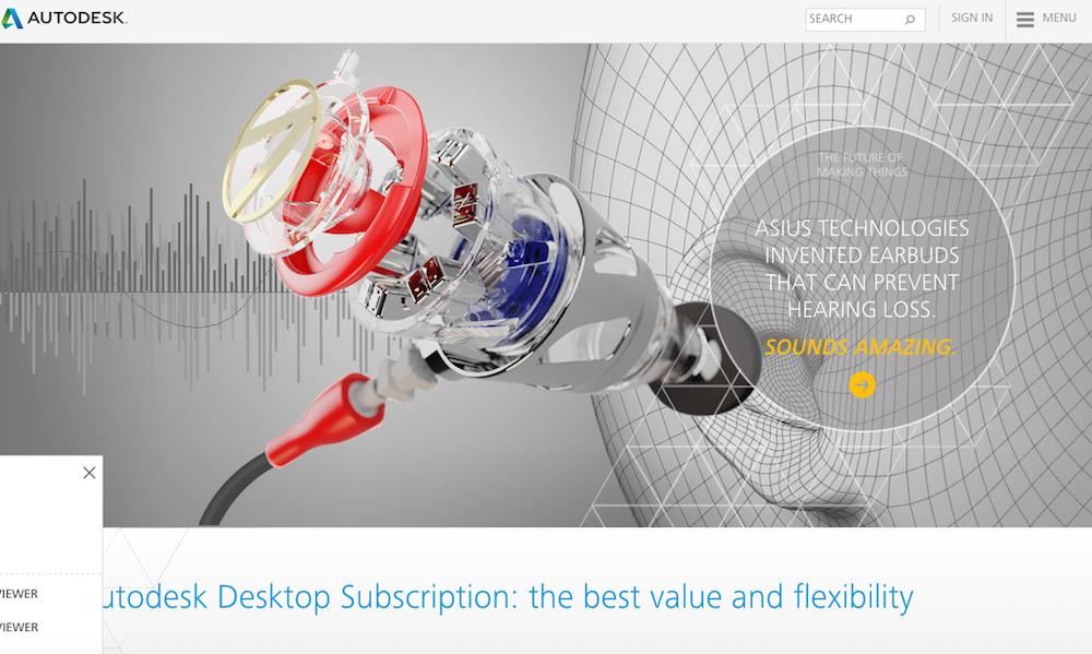 Autodesk vai vender somente no modelo de assinaturas a partir de 2016
