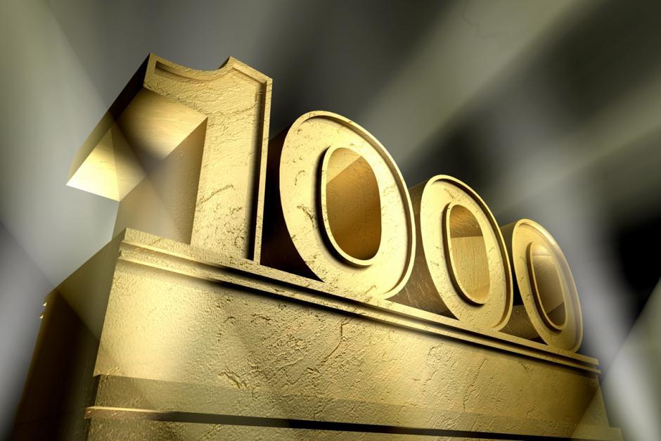 Como conseguir os primeiros 1000 assinantes