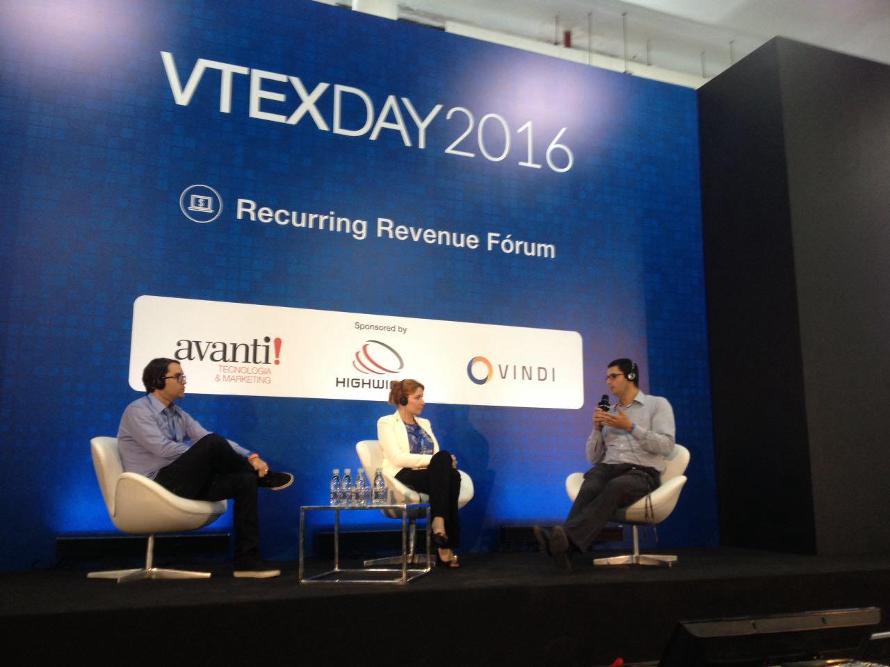 VTEX Day – Fórum Assinaturas. Veja como foi.