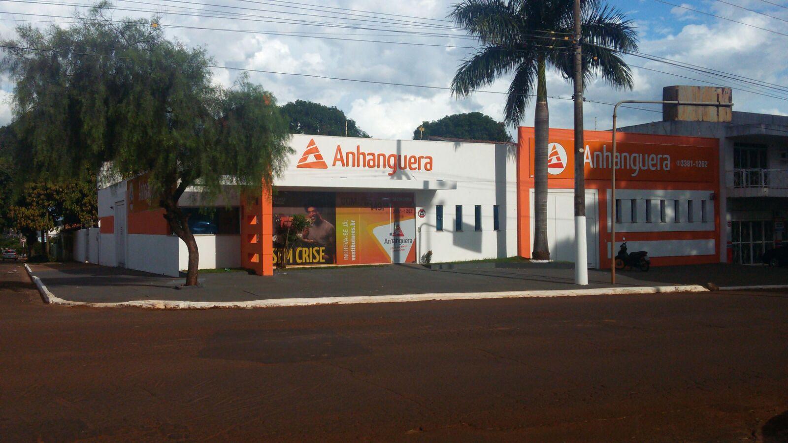 ANHANGUERA - Polo de apoio presencial - 19.07