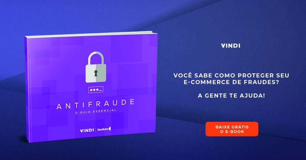 E-book sobre os principais sistemas antifraude para e-commerce