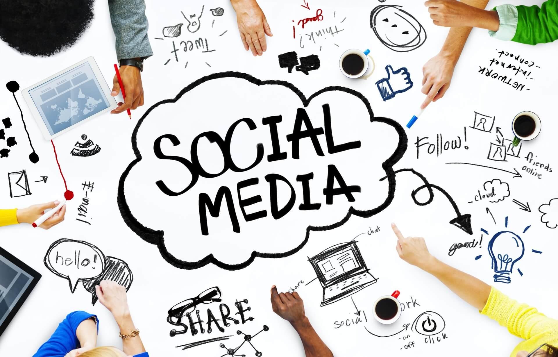 f6038ddae 10 dicas de como usar as redes sociais para aumentar suas vendas ...