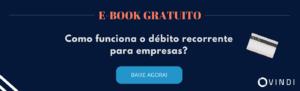 E-book Débito Recorrente para empresas