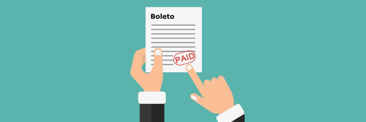 Boleto como forma de pagamento