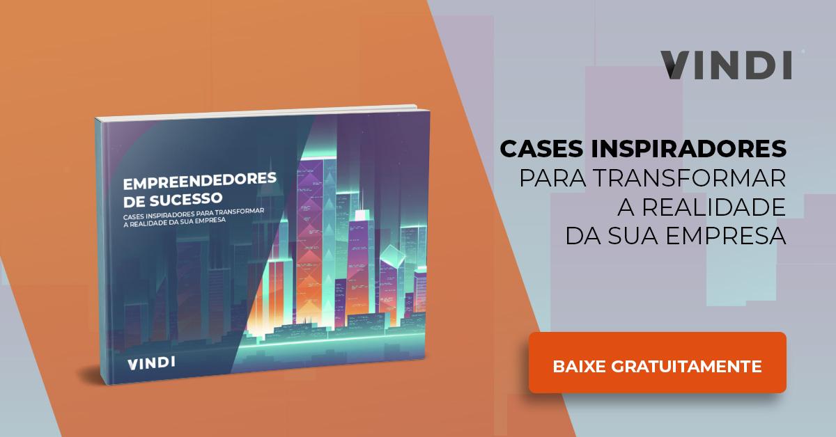 Imagem e-book empreendedores de sucesso e botão para download