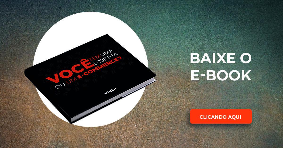Imagem do e-book mais um botão para download