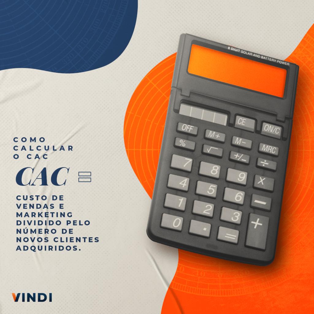 Como calcular CAC