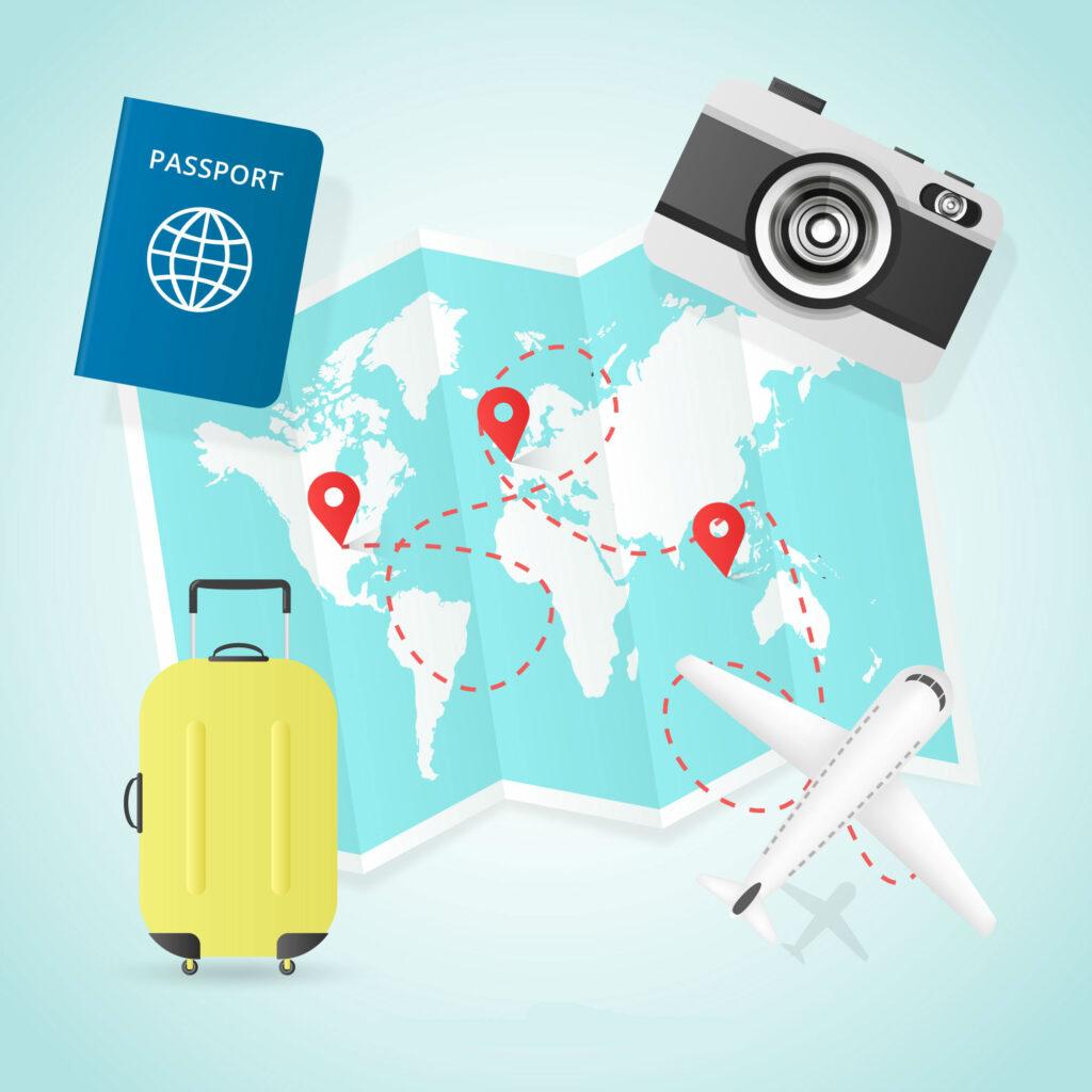 agência de viagem