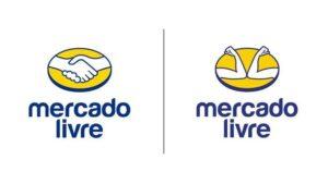 ação de branding com logo do mercado livre