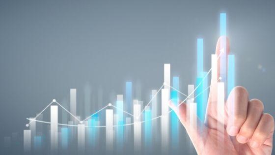 Analisando gráfico de vendas