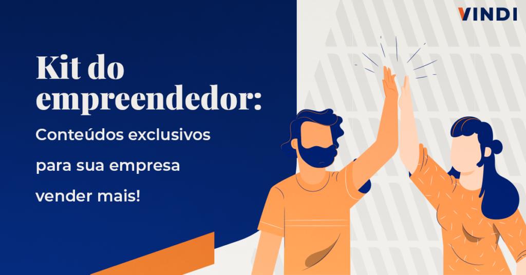 capa do e-book Kit do Empreendedor