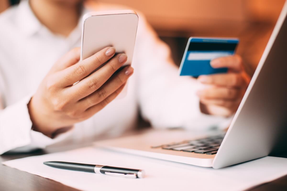 Formas de pagamento para clientes