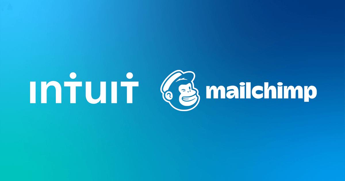 intuit mailchimp acordo